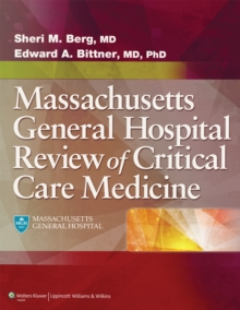Massachusetts General Hospital Review of Critical Care Medicine, Paperback Book