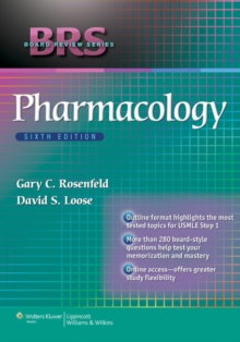 BRS Pharmacology, Paperback Book
