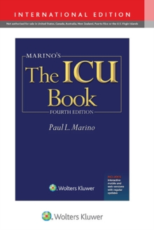 Marino's The ICU Book International Edition, Paperback / softback Book