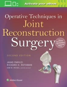 Operative Techniques in Joint Reconstruction Surgery, Hardback Book