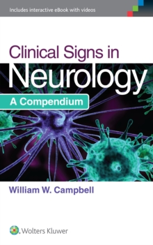 Clinical Signs in Neurology, Paperback Book