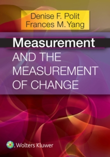 Measurement and the Measurement of Change, Paperback Book