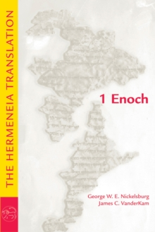 1 Enoch : The Hermeneia Translation, EPUB eBook