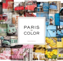 Paris in Color, Hardback Book
