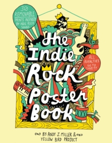 Indie Rock Poster Book, EPUB eBook