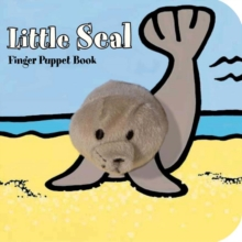 Little Seal Finger Puppet Book, Board book Book