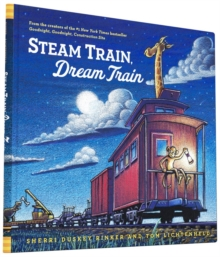 Steam Train, Dream Train, Hardback Book