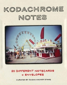 Kodachrome Notes : 20 Different Notecards and Envelopes, Other printed item Book