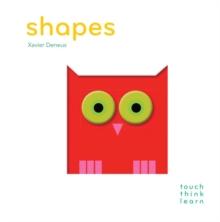 Touchthinklearn: Shapes, Board book Book