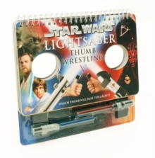 Star Wars Lightsaber Thumb Wrestling, Novelty book Book