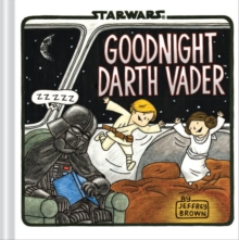 Goodnight Darth Vader, Hardback Book