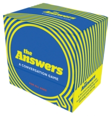 The Answers : A Conversation Game, Game Book