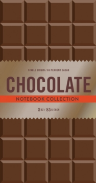 Chocolate Notebook Collection, Notebook / blank book Book