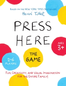 Press Here Game, Kit Book