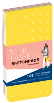 The Mini Fashion Sketchpads, Diary Book