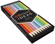 Bright Ideas Pencils : A Pencil Set with 10 Shades of Inspiration, Other merchandise Book