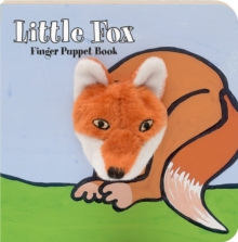 Little Fox : Finger Puppet Book, Novelty book Book