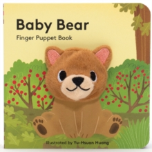 Baby Bear: Finger Puppet Book, Board book Book