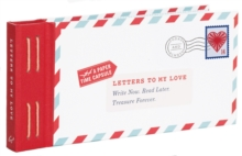 Letters to My Love, Other printed item Book