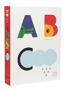 TouchThinkLearn: ABC, Board book Book