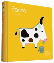 TouchThinkLearn: Farm, Board book Book