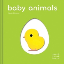 TouchThinkLearn: Baby Animals, Board book Book