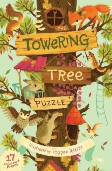 The Towering Tree Puzzle, Game Book