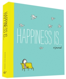Happiness Is . . . Flexi Journal, Notebook / blank book Book