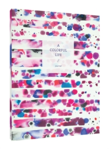 Colorful Life Journal, Notebook / blank book Book