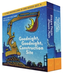 Goodnight, Goodnight, Construction Site and Steam Train, Dream Train Board Books Boxed Set, Board book Book