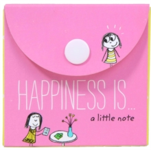 Happiness Is . . . A Little Note : 30 Pocket-Size Notecards and Envelopes, Other printed item Book