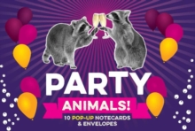 Party Animals! Pop-up Notecard Collection, Other printed item Book