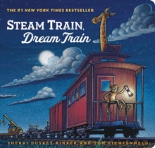 Steam Train, Dream Train, Board book Book
