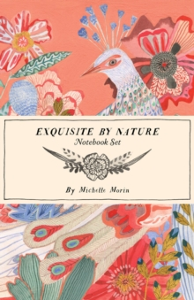 Exquisite by Nature Notebook Set, Notebook / blank book Book