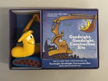 Goodnight, Goodnight, Construction Site Book and Plush Gift Set, Novelty book Book