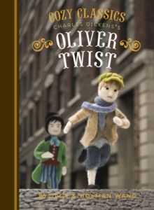 Cozy Classics: Oliver Twist, EPUB eBook
