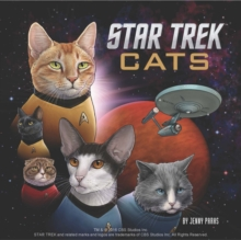 Star Trek Cats, Hardback Book