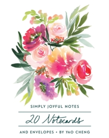 Simply Joyful Notes : 20 Notecards and Envelopes, Cards Book