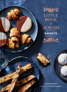 Little Book of Jewish Sweets, Hardback Book