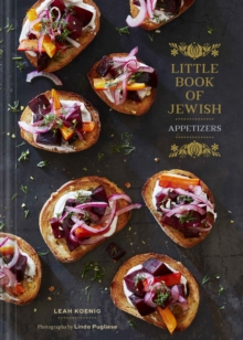 Little Book of Jewish Appetizers, Hardback Book