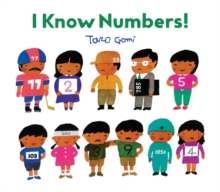 I Know Numbers!, Hardback Book