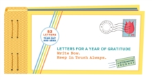 Letters for a Year of Gratitude, Other printed item Book