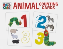 Eric Carle: Animal Counting Cards, Cards Book