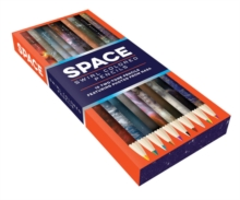 Space Swirl Colored Pencils : 10 two-tone pencils featuring photos from NASA, General merchandise Book