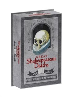 Great Shakespearean Deaths Card Game, Game Book