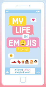 My Life in Emoticons : A Journal, Notebook / blank book Book