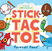 Stick Tac Toe: Forever Foes!, Game Book