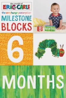 The World of Eric Carle (TM) The Very Hungry Caterpillar (TM) Milestone Blocks, Toy Book