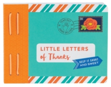 Little Letters of Thanks, Other printed item Book