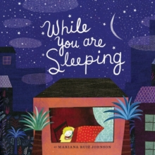 While You Are Sleeping, Hardback Book